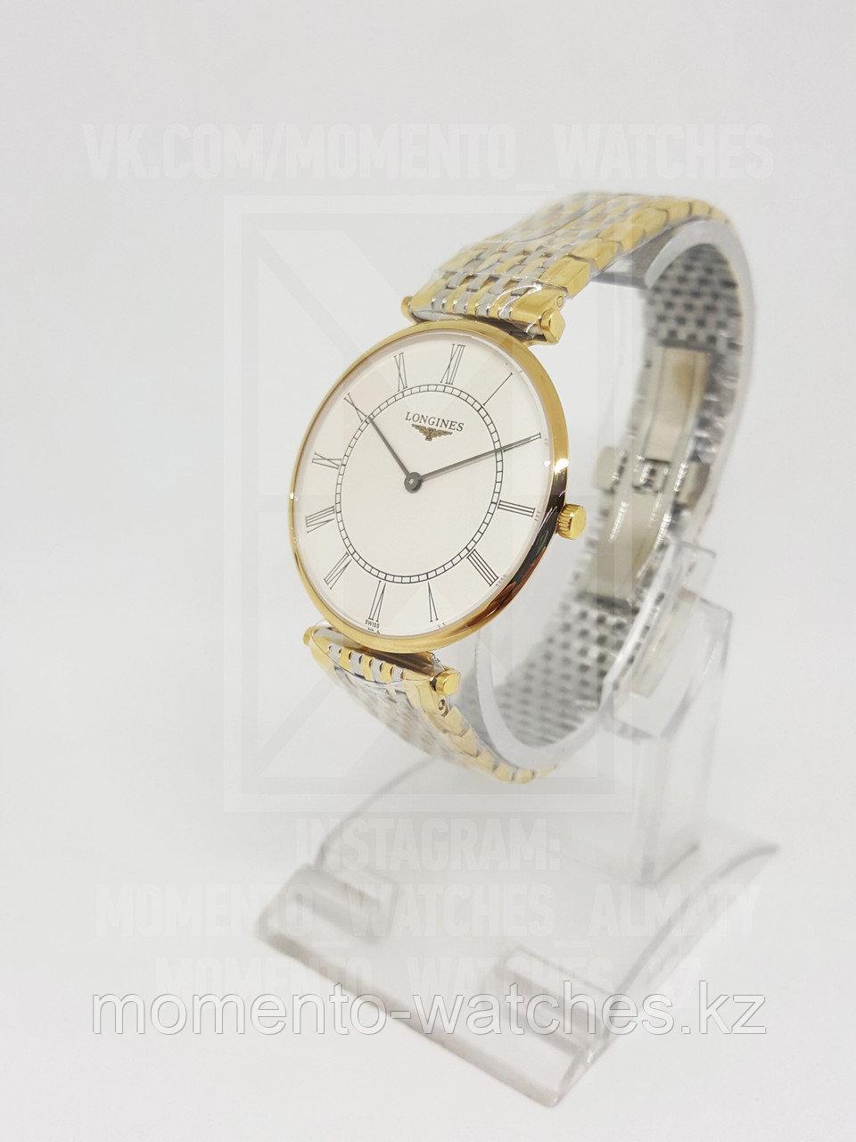 Мужские часы Longines La Grande Classic 4 ВИДА!