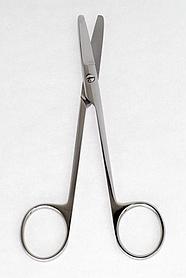 Ножницы хирургические прямые, твердосплавные, 150мм. *, (22-2260R)