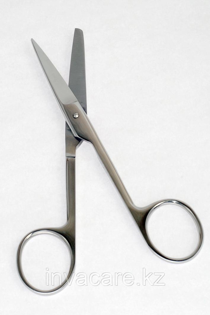 Ножницы с одним острым концом, прямые, 160мм *, (20-1716R)