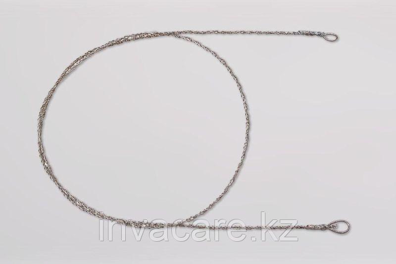 Пила проволочная витая хирургическая д/распиливания костей, 400 мм