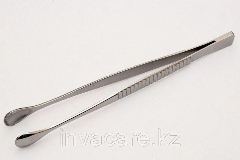 Пинцет зубчатолапчатый, 200мм*, (12-0414R)