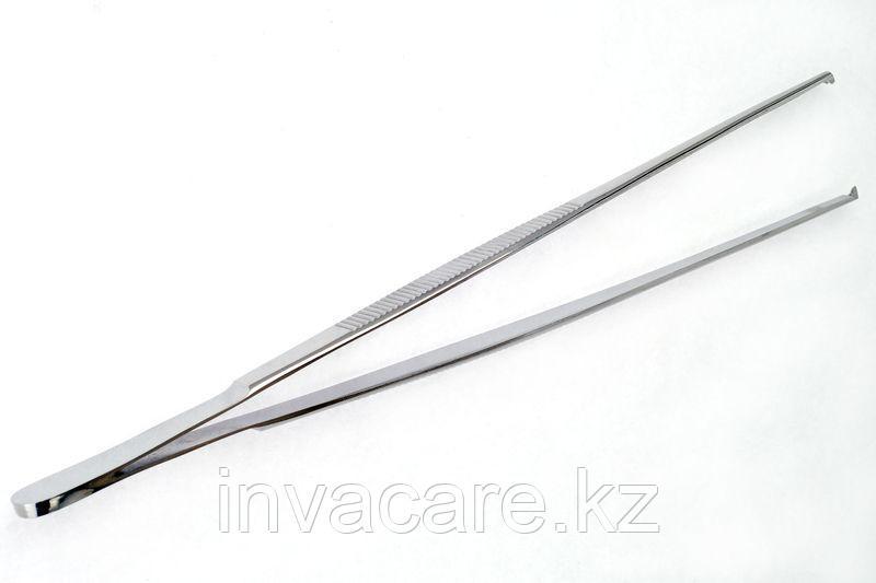 Пинцет хирургический, 200мм *, (12-0305)