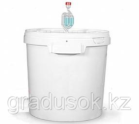 Бродильная ёмкость 18 литров без гидрозатвора