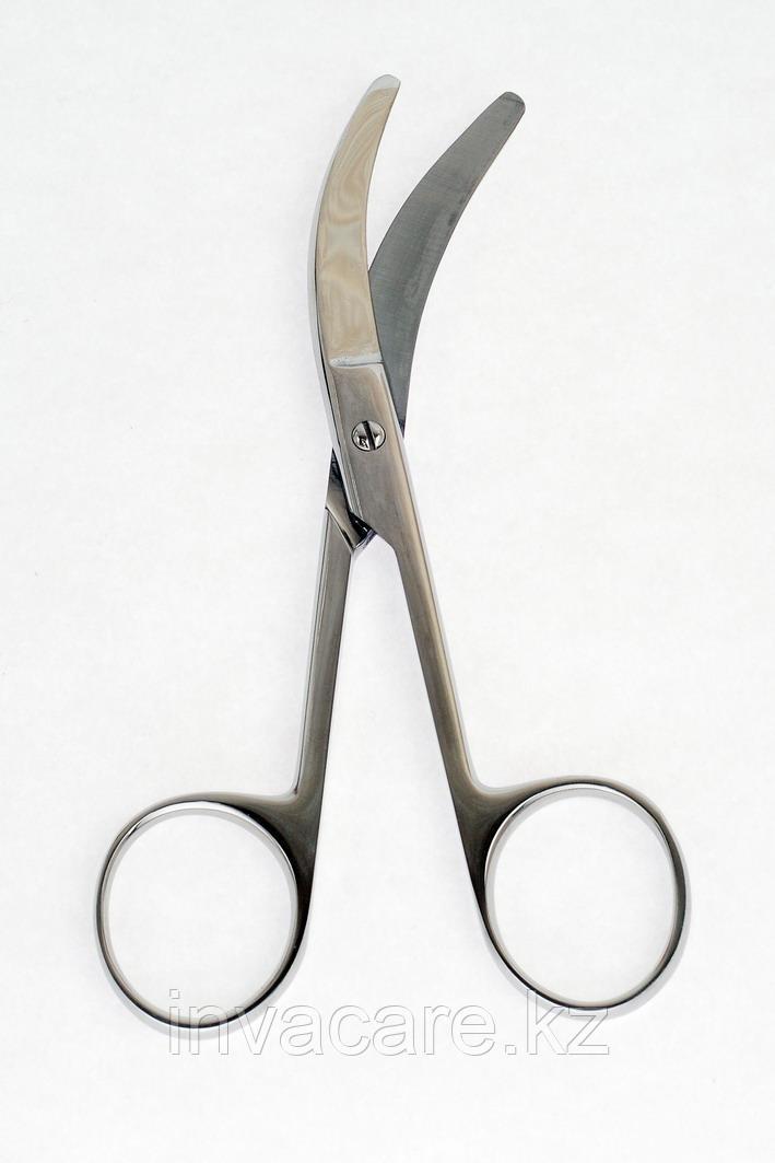 Ножницы для пересечения пуповины, горизонтально - изогнутые, 150мм *, 20-1914R