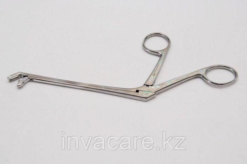 Конхотом хирургический с овальным отверстием, изогнутый, 188мм *, (34-5418R)