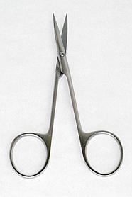 Ножницы с двумя острыми концами, прямые, 113мм. *, (35-7492R)