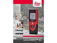 Лазерный дальномер Lica DISTO D1, фото 1