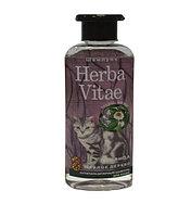 «Herba Vitae» антипаразитарный шампунь для кошек на основе эфирных масел 250 мл