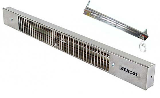 Инфракрасные обогреватели ЭИУ-0.75*, фото 2