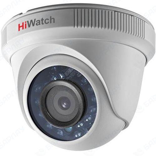 DS-T243 HD-TVI CVBS Купольная Камера 2MP 2.8мм 103° 0.1Лк ИК20м