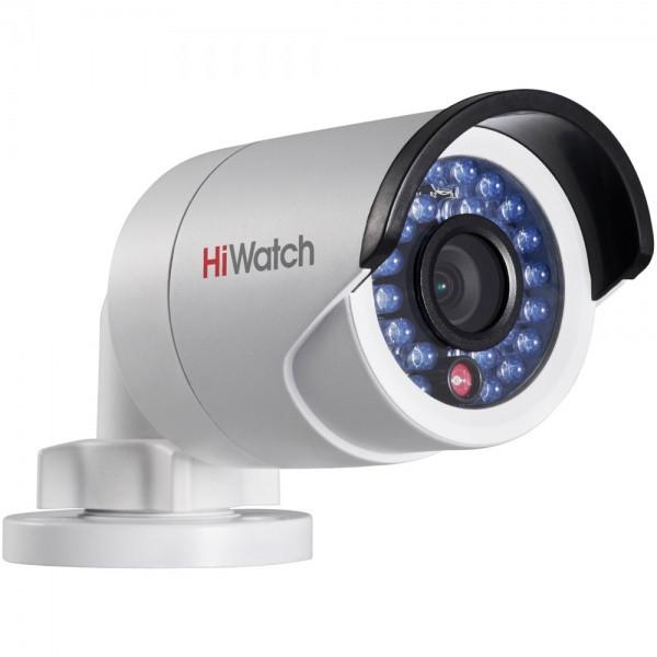 DS-T290 HD-TVI CVBS Цилиндрическая Камера 2MP 2.8мм 103° 0.1Лк ИК20м