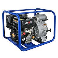 Мотопомпа 40 м³/ч для сильно загрязнённой воды Senci SCWT80