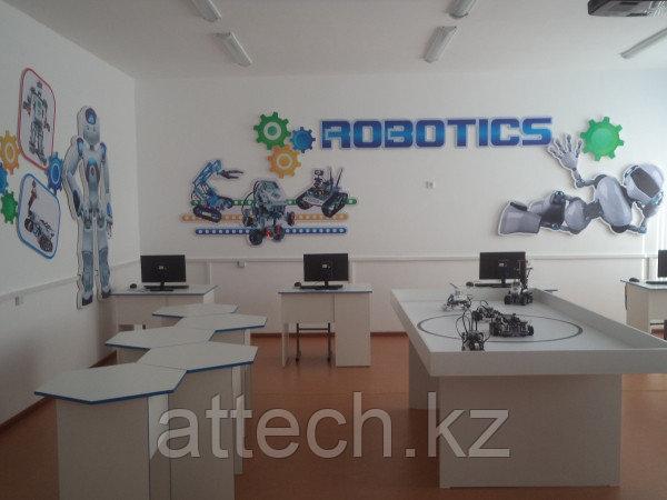 Кабинет робототехники для Гос Закупа