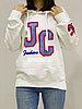 Женские худи JC Fashion  с бесплатной доставкой