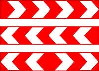Знаки 1.31.1, 1.31.2, 1.31.3 Бұрылу бағыты/ Направление поворота