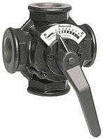 4-ходовые поворотные клапаны Honeywell
