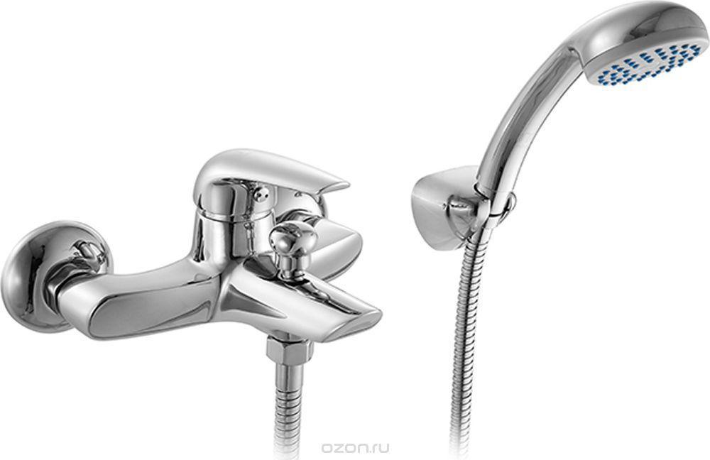 Смеситель для ванны с коротким изливом Milardo BAFFIN