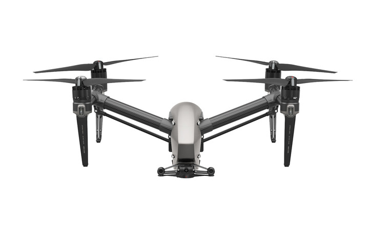 Дрон DJI Inspire 2 с лицензией CinemaDNG and Apple ProRes
