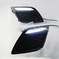 Рамки диодные на Volvo CX60 Type 2011-13 Type 1