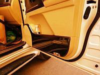 Металлические накладки на двери для Lexus LX570/LX450D 2016+
