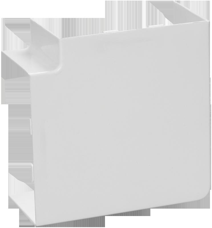 Поворот на 90 гр. КМП 25х16 (4 шт./комп.)