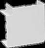 Поворот на 90 гр. КМП 40x16 (4 шт./комп.)