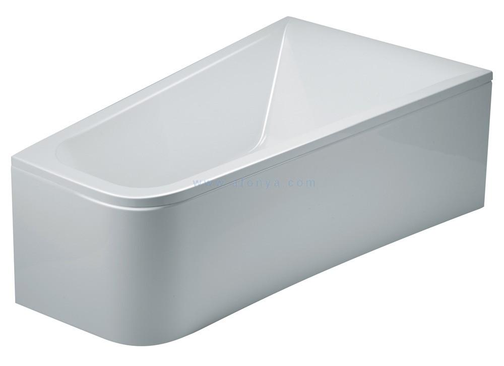 Комплект Ванна SPIRIT LA 1600*1000 L (ванна, эКран, рама, кр)