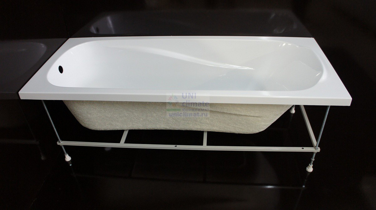 Комплект Ванна SERENA Simple LA 1600*700 с ножками