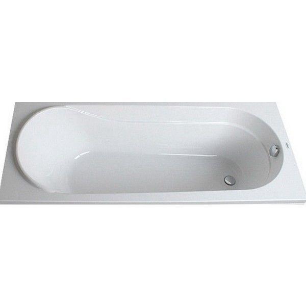 Ванна акриловая AQUA LA 1700*700 с ножками