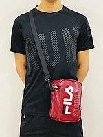 Наплечная сумка Fila с бесплатной доставкой, фото 1
