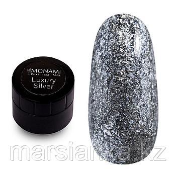 Гель-лак Monami Luxshury Silver, 5гр