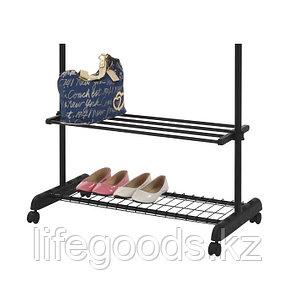 Вешалка гардеробная с полками для обуви, сумок и головных уборов, GC 5124, фото 2