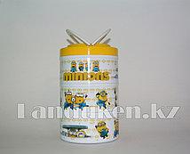 Ланч бокс тройной детский Minions (Миньоны)