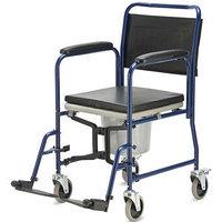 Кресло каталка с санитарным оснащением Армед