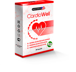 Cardiowell (Кардиовелл) капсулы от гипертонии
