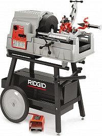 Автоматический резьбонарезной станок модели 535A Ridgid