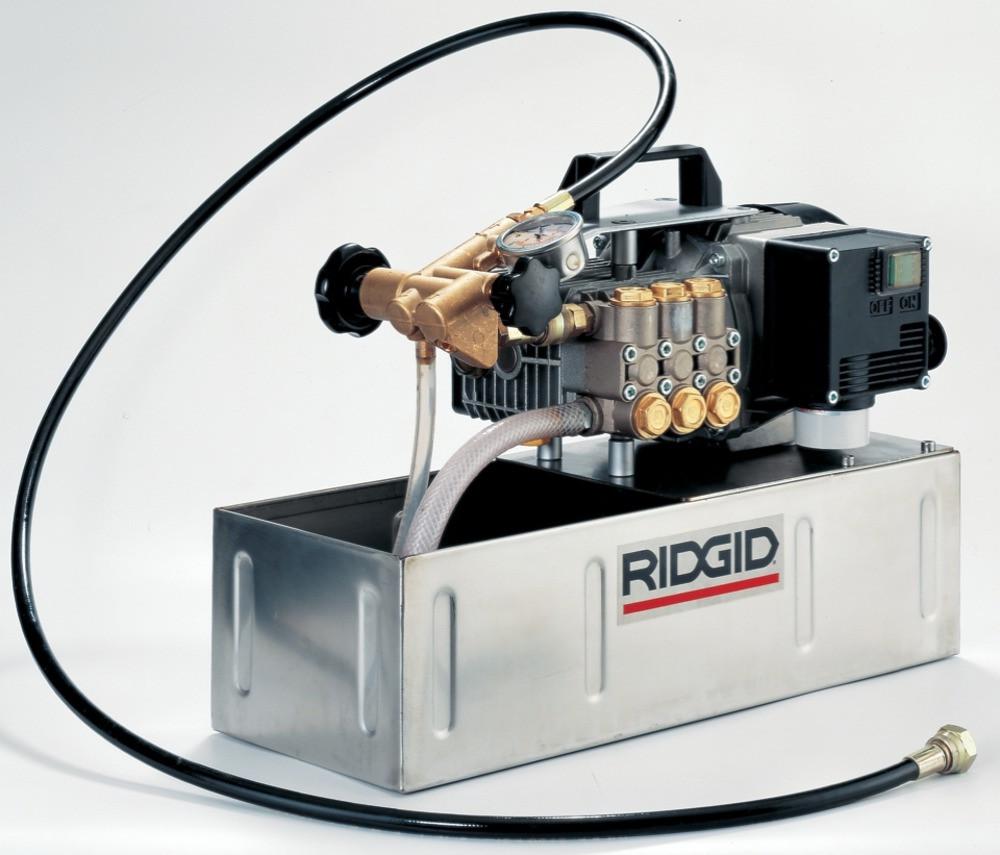 """Оппресовщик Испытательный электрогидропресс """"RIDGID"""" 1460-E 230B"""