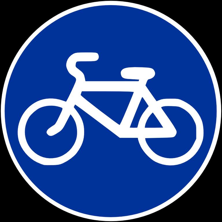 Знак 4.5 Велосипедная дорожка