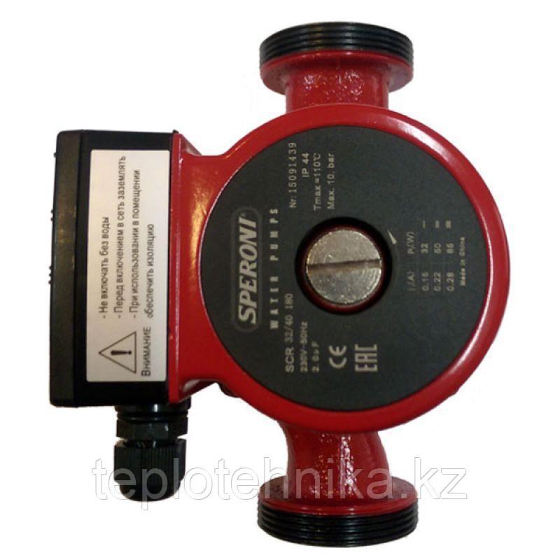 Циркуляционный насос Speroni SCR 32/60-180 - фото 2