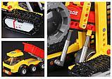Конструктор Bela 10876 Площадка для горнодобывающих работ 919 деталей, фото 4