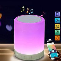Портативная колонка Bluetooth со светильником (CL-671), фото 1