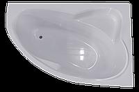 Комплект NIKA LA 1700*1150 R (ванна, эКран, рама, кр)