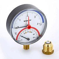 """Термоманометр TMAX4 (1/2"""") арт.10009464 WATTS"""