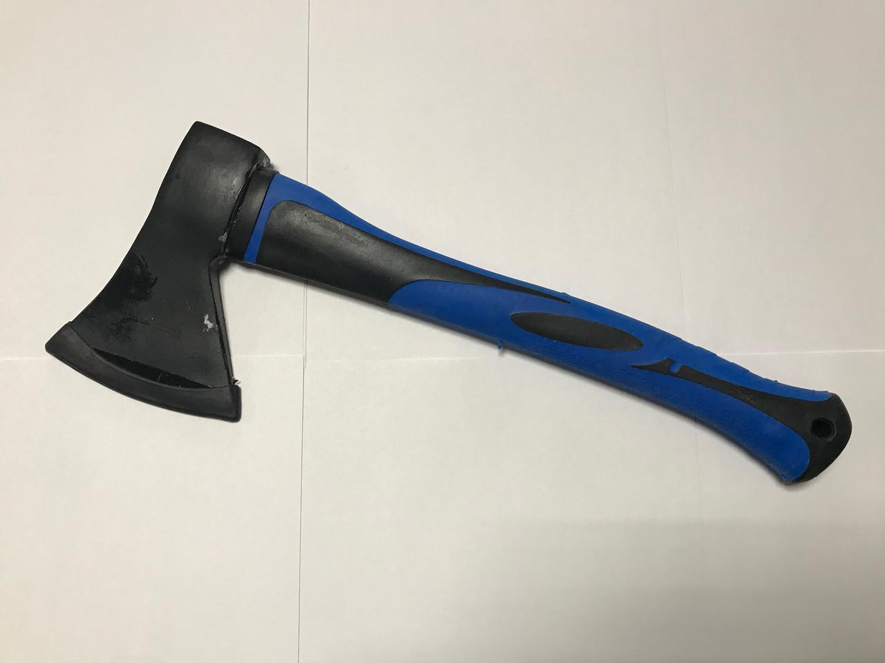 Топор с пластиковой ручкой 800 гр