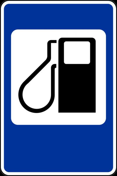 Знак 6.3 Автозаправочная станция