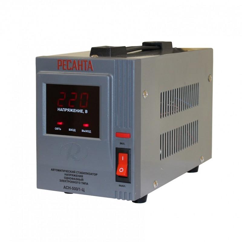 Стабилизатор 500/1 АСН Ц Ресанта