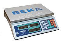"""Настольные торговые электронные весы """"BEKA"""", 35 кг"""