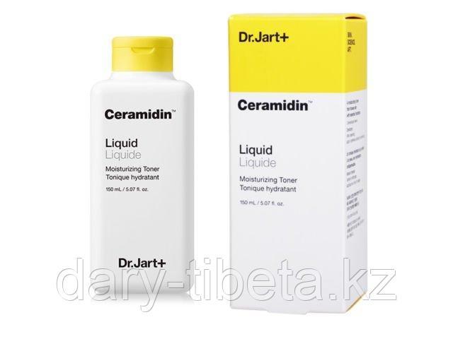 Dr.Jart+ Ceramidin Liquid Moisturizing Toner -Тонер для лица с керамидами