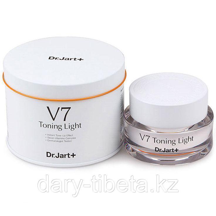 Dr.Jart+ V7 Toning Light Cream - Отбеливающий крем (50мл)