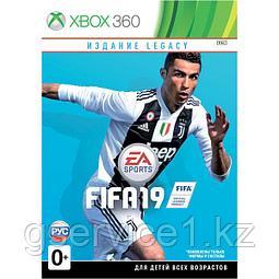 FIFA 19 — двадцать шестая футбольная игра из серии игр FIFA